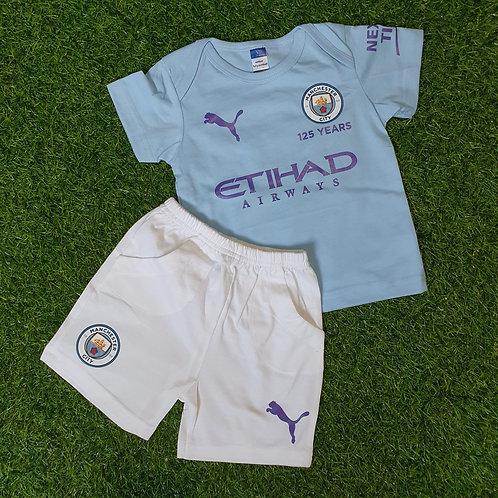 Manchester City Home 2019/20 Toddler Set