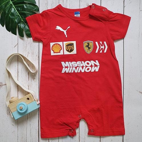 Driver Suit F1 Ferrari 2019 Baby Jumper