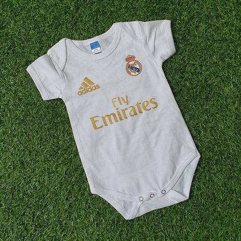 Real Madrid Home 2019/20 Romper