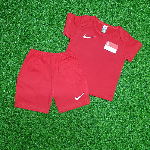 Singapore Home 2019 Toddler Set