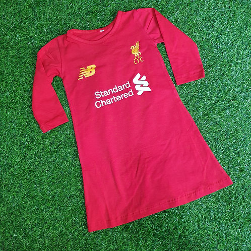 Liverpool Home 2019/20 Dress