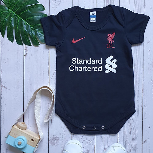 Liverpool 3rd 20/21 Baby Romper
