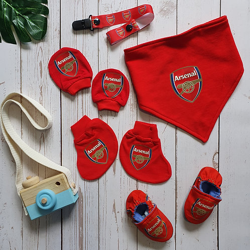 Arsenal Newborn Accessories