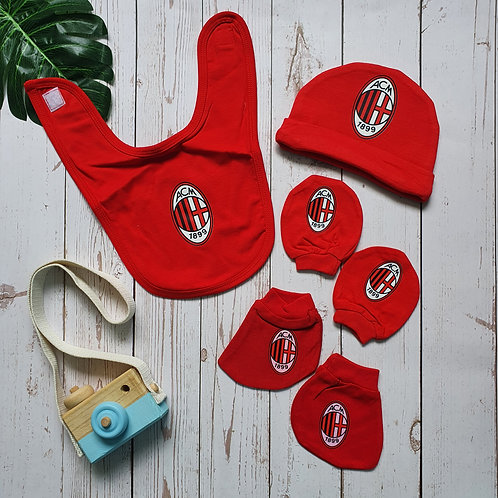 AC Milan Newborn Accessories