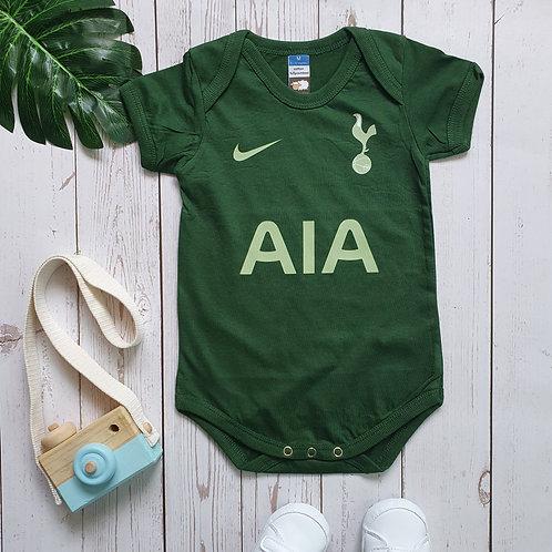 Tottenham Away 20/21 Baby Romper