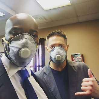 Trevor & Jermaine_N95 Masks.JPG