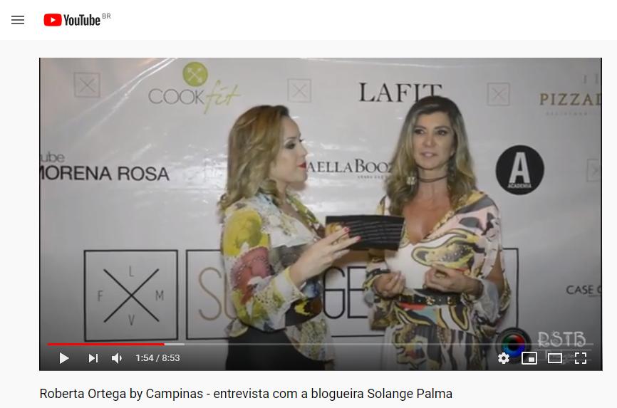 Entrevista para Roberta Ortega RSTB TV