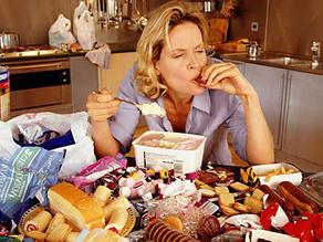 Compulsão alimentar – eu tenho
