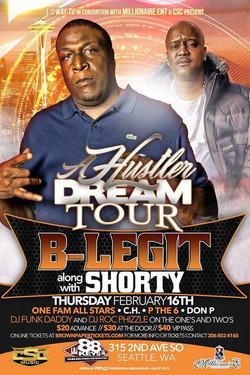 BLegit show 88 keys