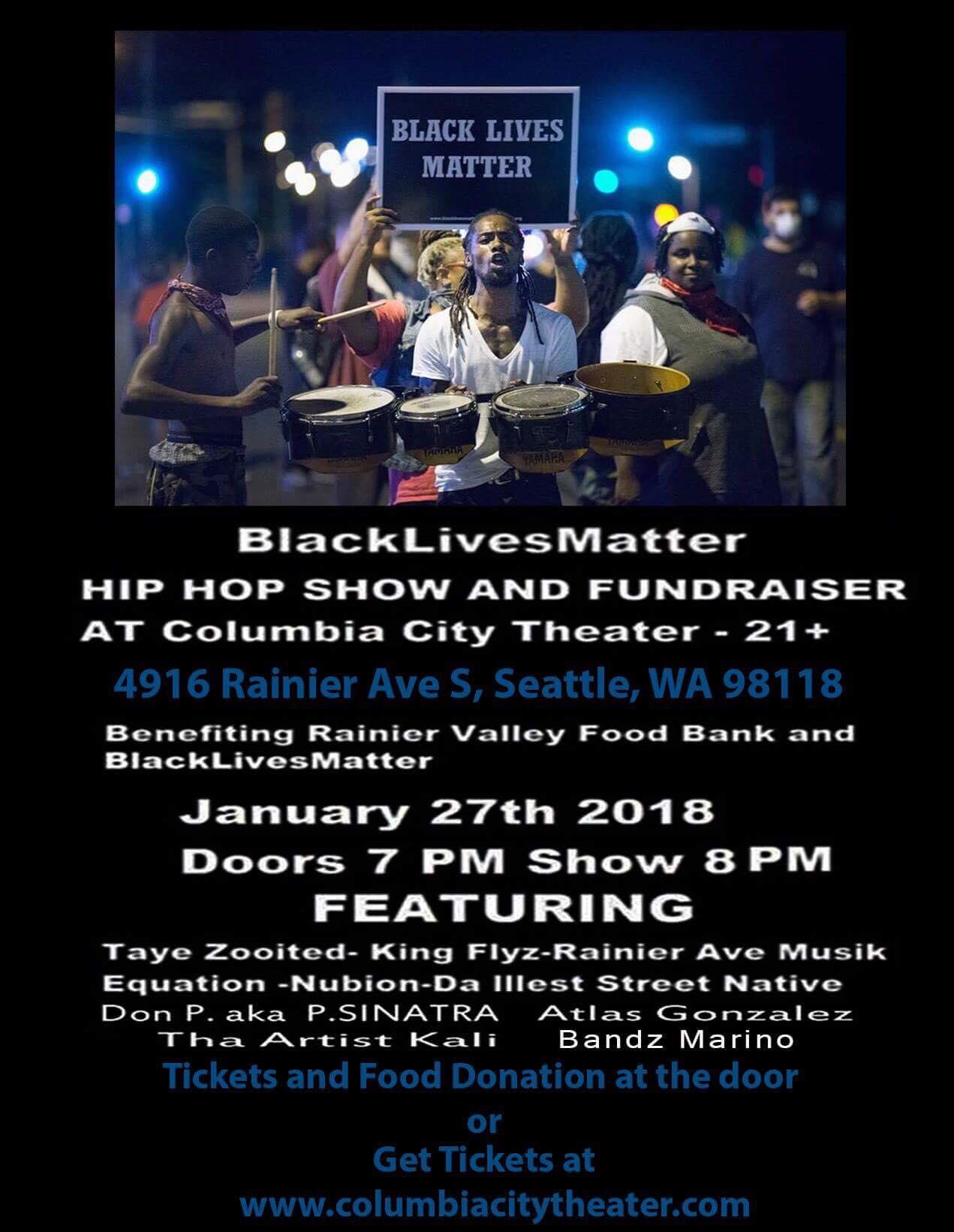 Bandz Marino Black Live Matter