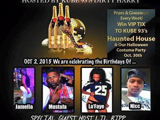 Lil Ripp Host Fly N Flashy Fridays