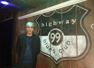 AEK Plays Safire Blues at Highway 99