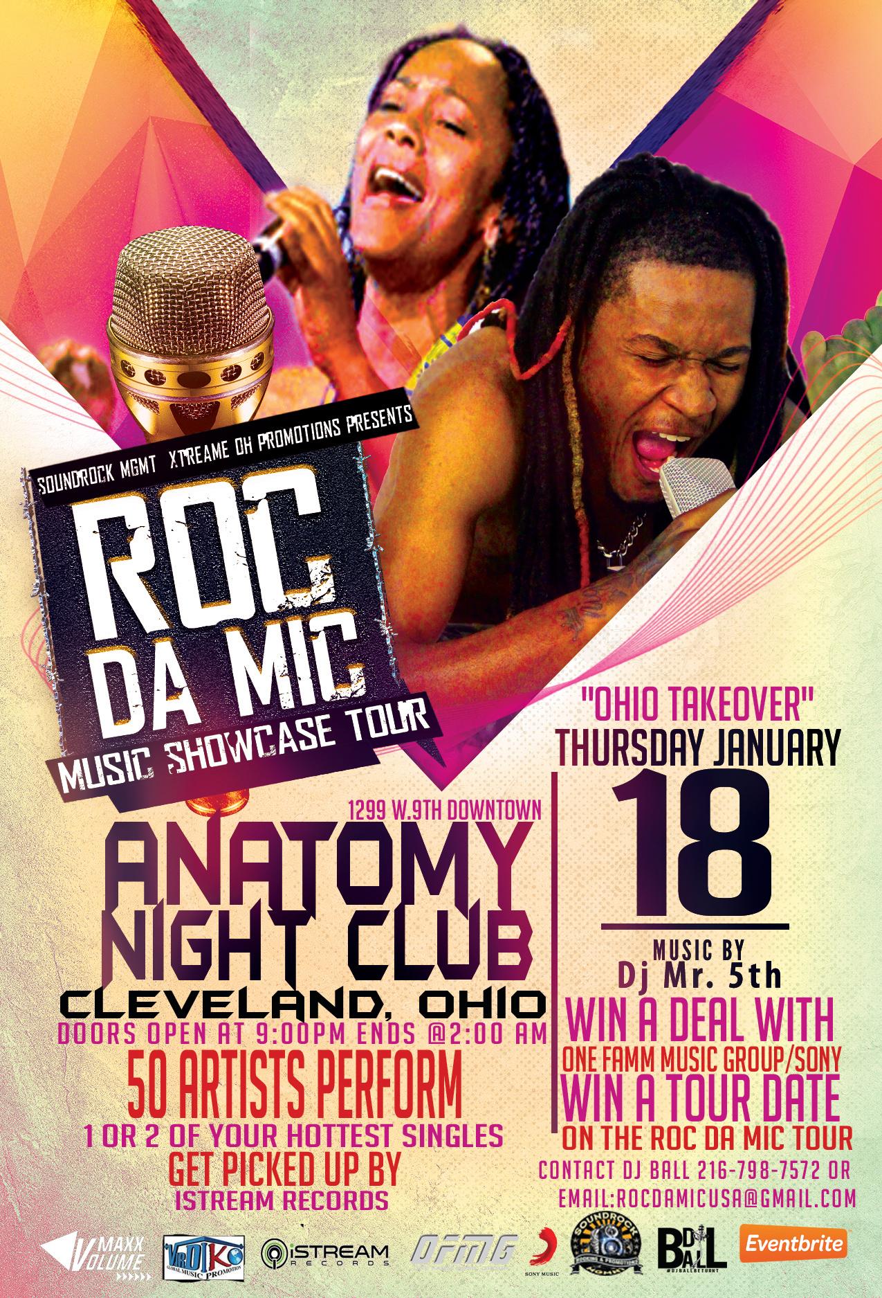 Ohio Roc Da Mic
