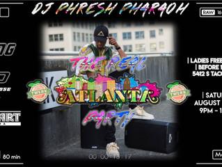 New Show By Dj Phresh Pharaoh