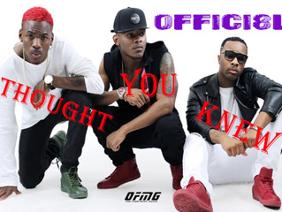OFFICI8L Comes Out with Thought You Knew