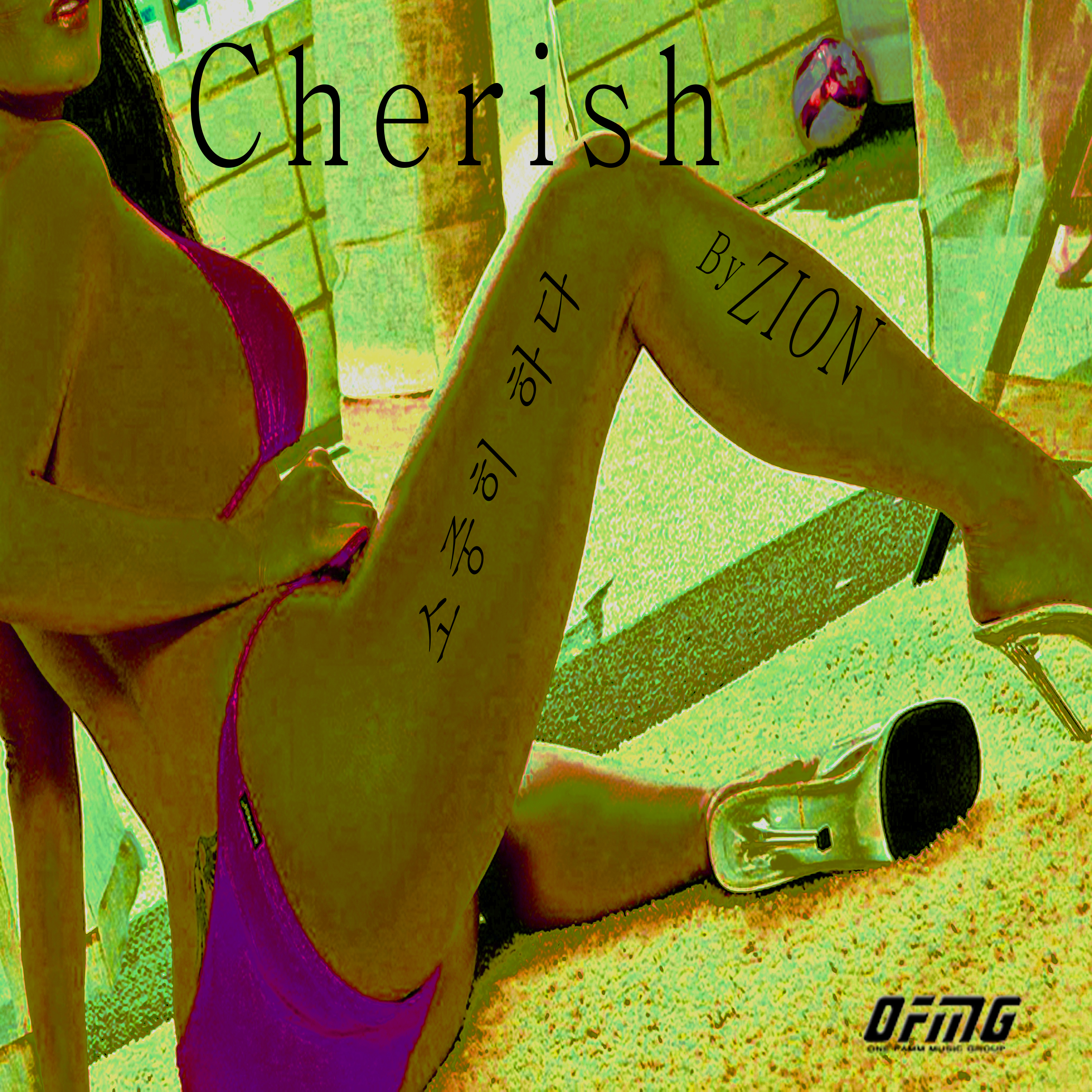 Cherish Single Cover Artwork