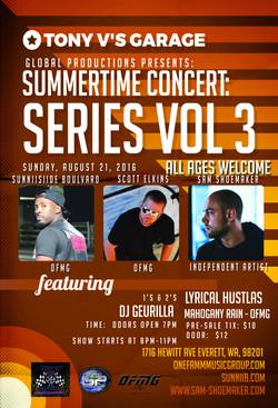 summer concert vol 3