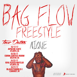 bag flow tour cover promo