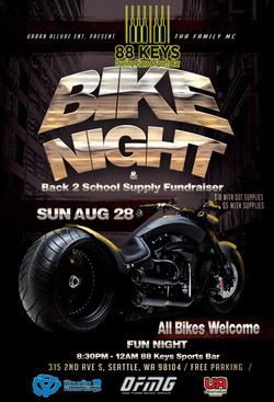 Bike Night Aug 28th
