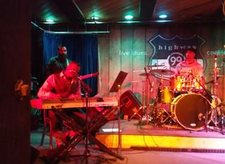 Dwayne D'Arby Live HWY 99 Blues Club