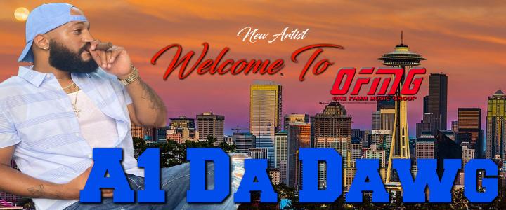 A1 da Dawg Banner