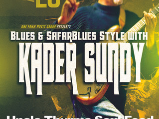 Kader Sundy Plays Tacoma