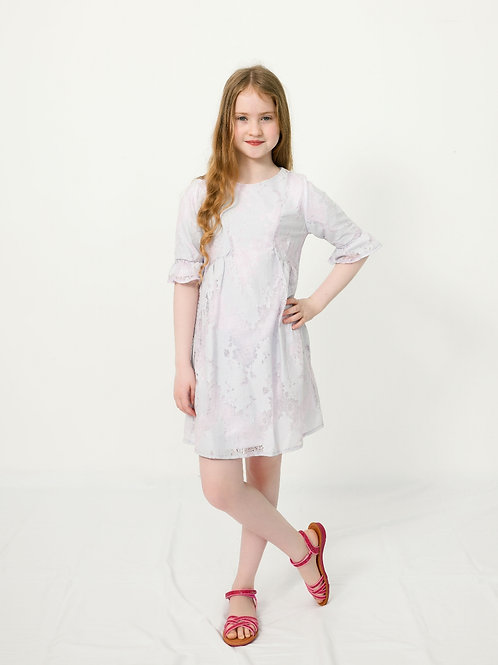 שמלת רבקה לילך