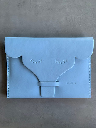 Elefante Azul Personalizado David - Outlet