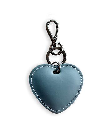 Chaveiro Coração Azul