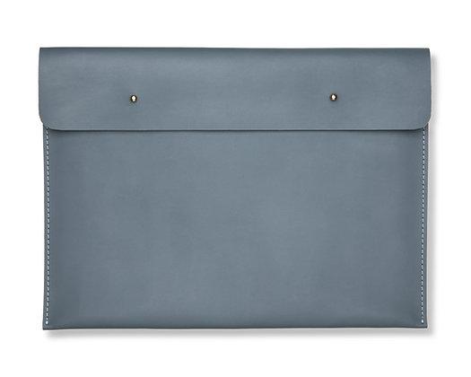 Pasta A4/Capa para Notebook Azul