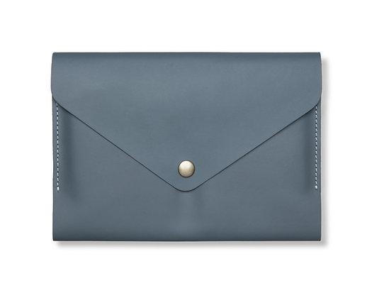 Porta-passaporte Família Azul