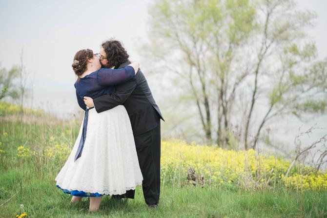 A Wedding by the Lake [Lakeview Wedding][Hamilton Wedding]
