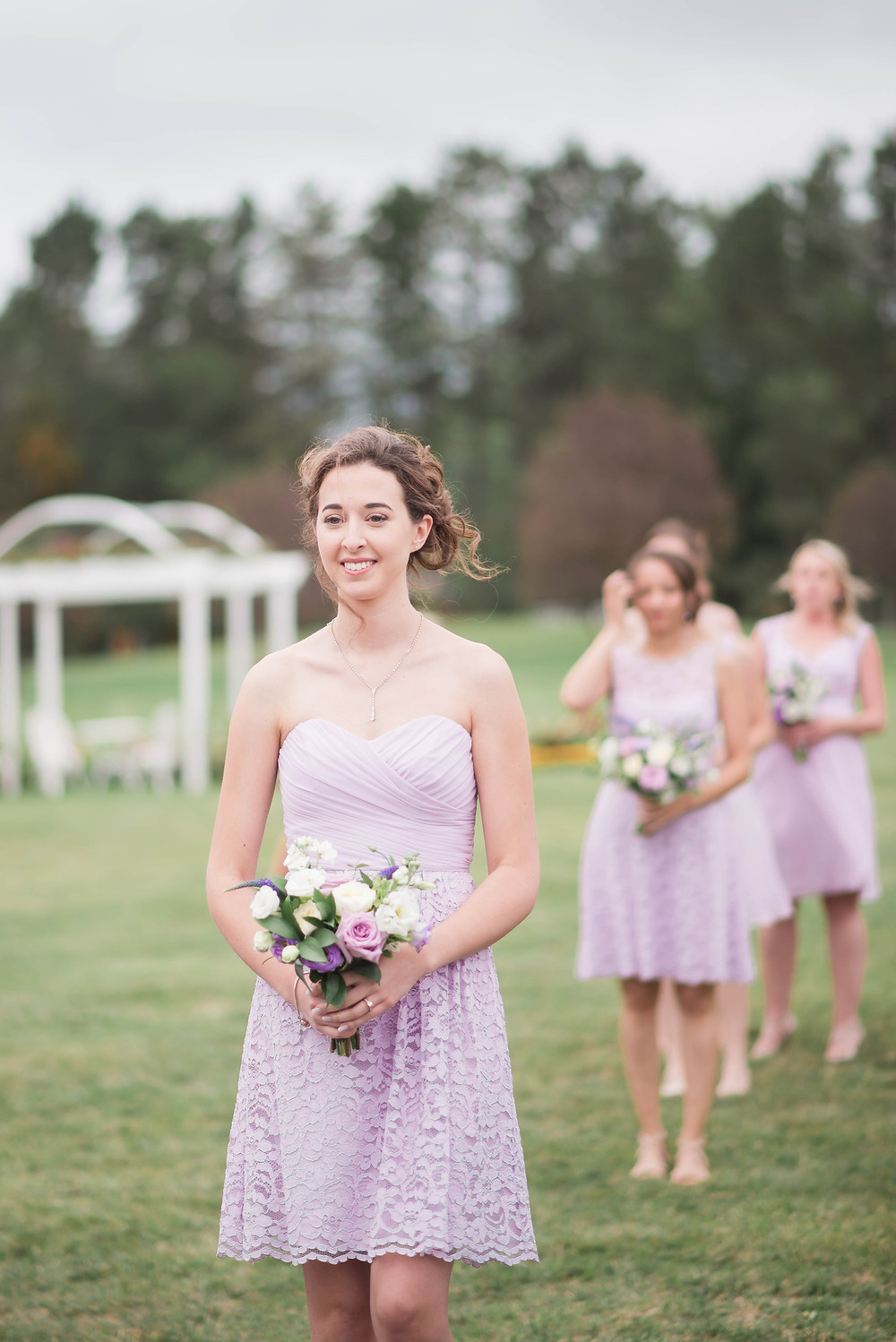 wedding ariss valley golf and country club