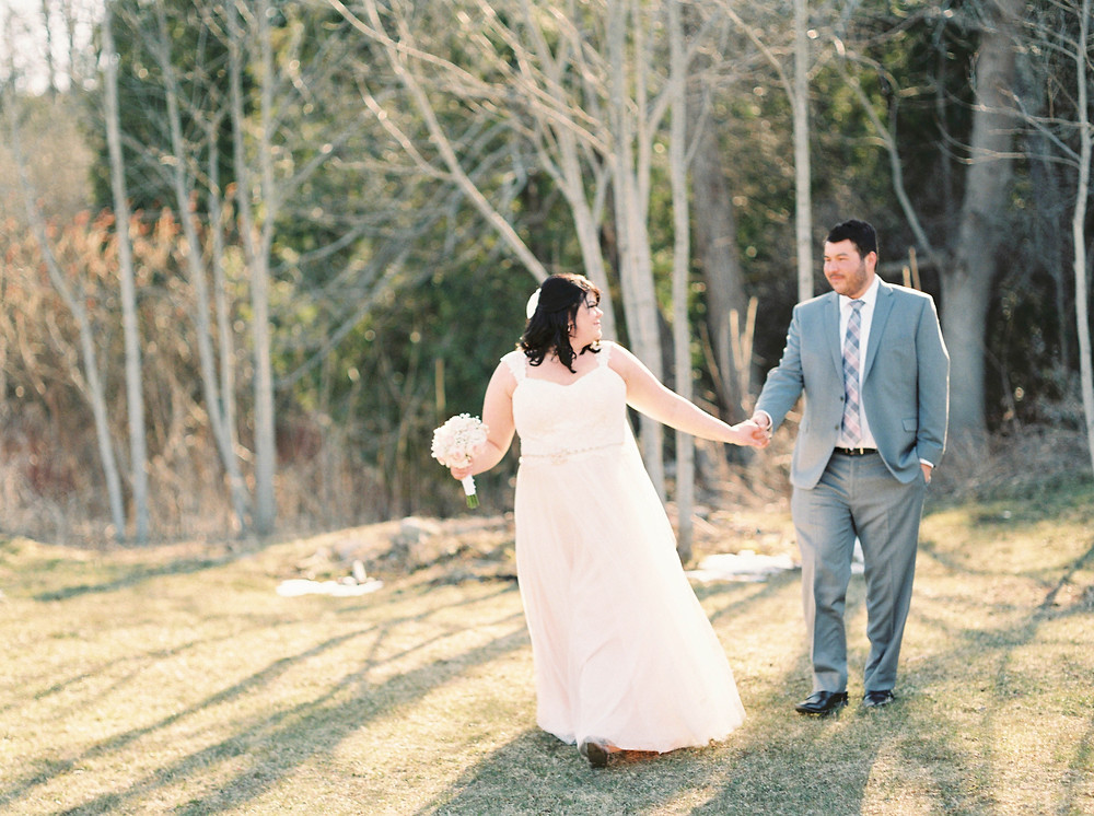 wedding photographers paris ontario