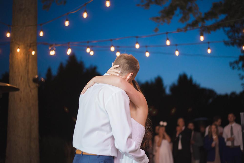 outdoor wedding venue ontario
