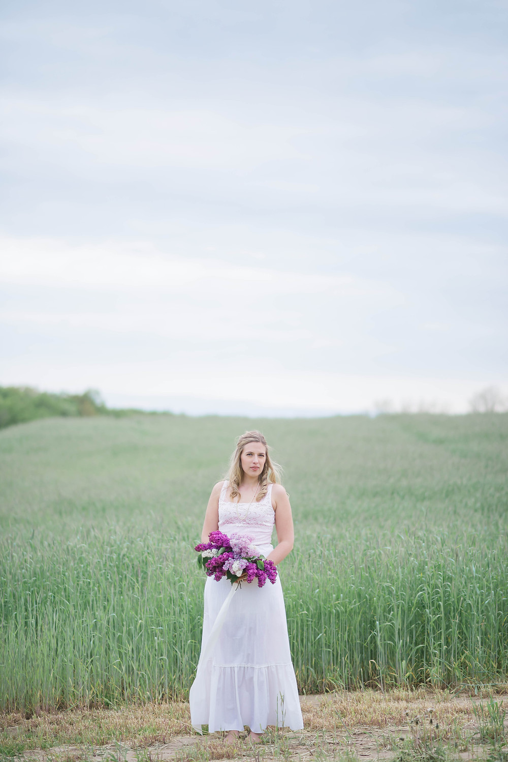 lilac wedding inspiration