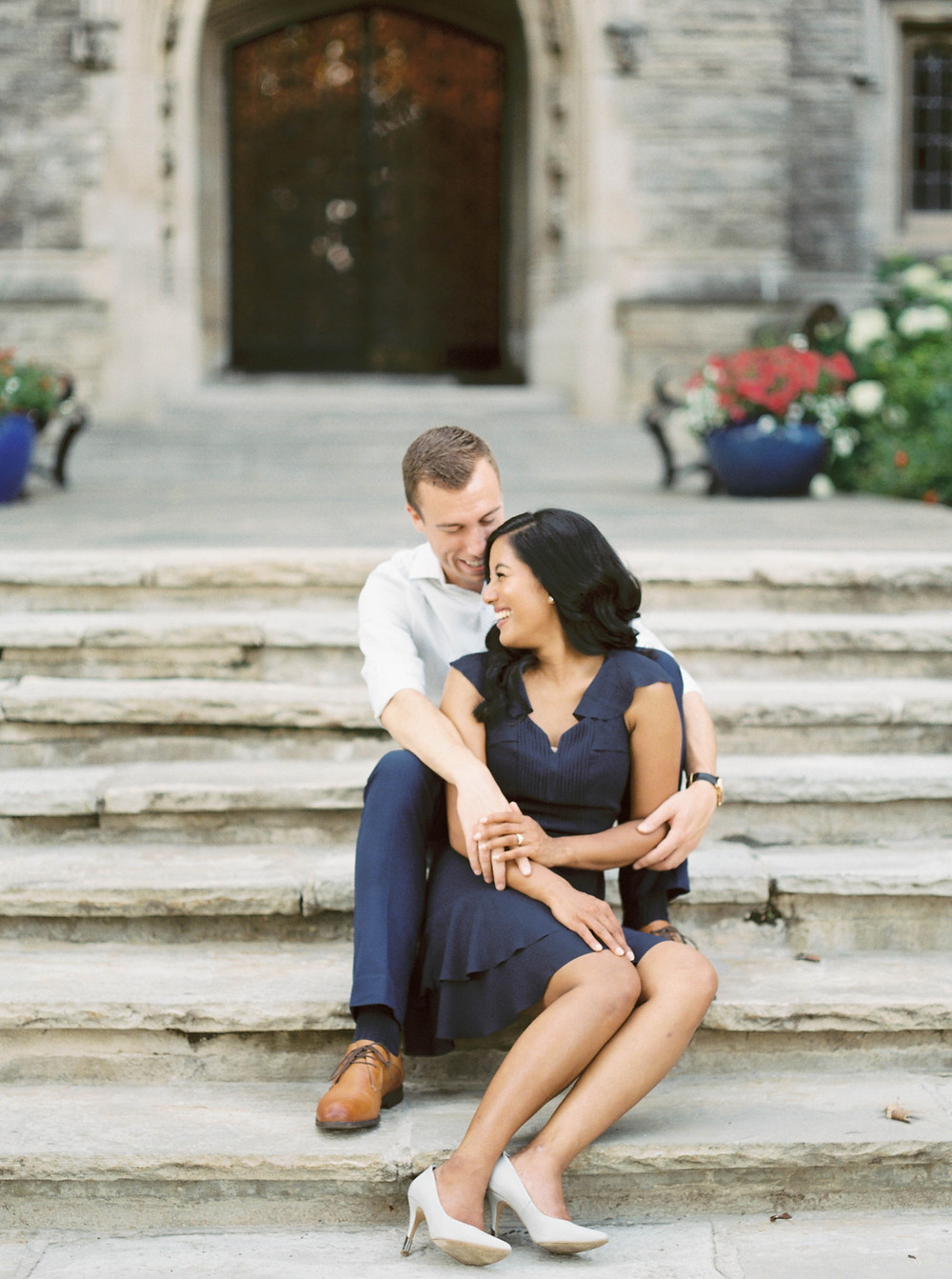 McMaster University Engagement Pictures