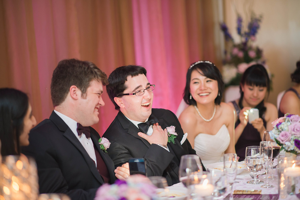 candid weddding reception pictures