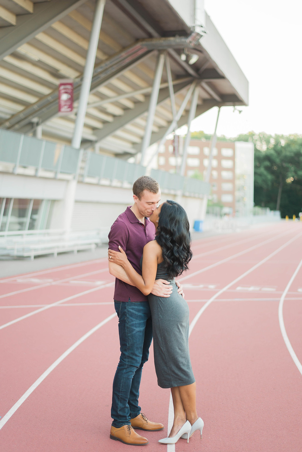 track engagement pictures