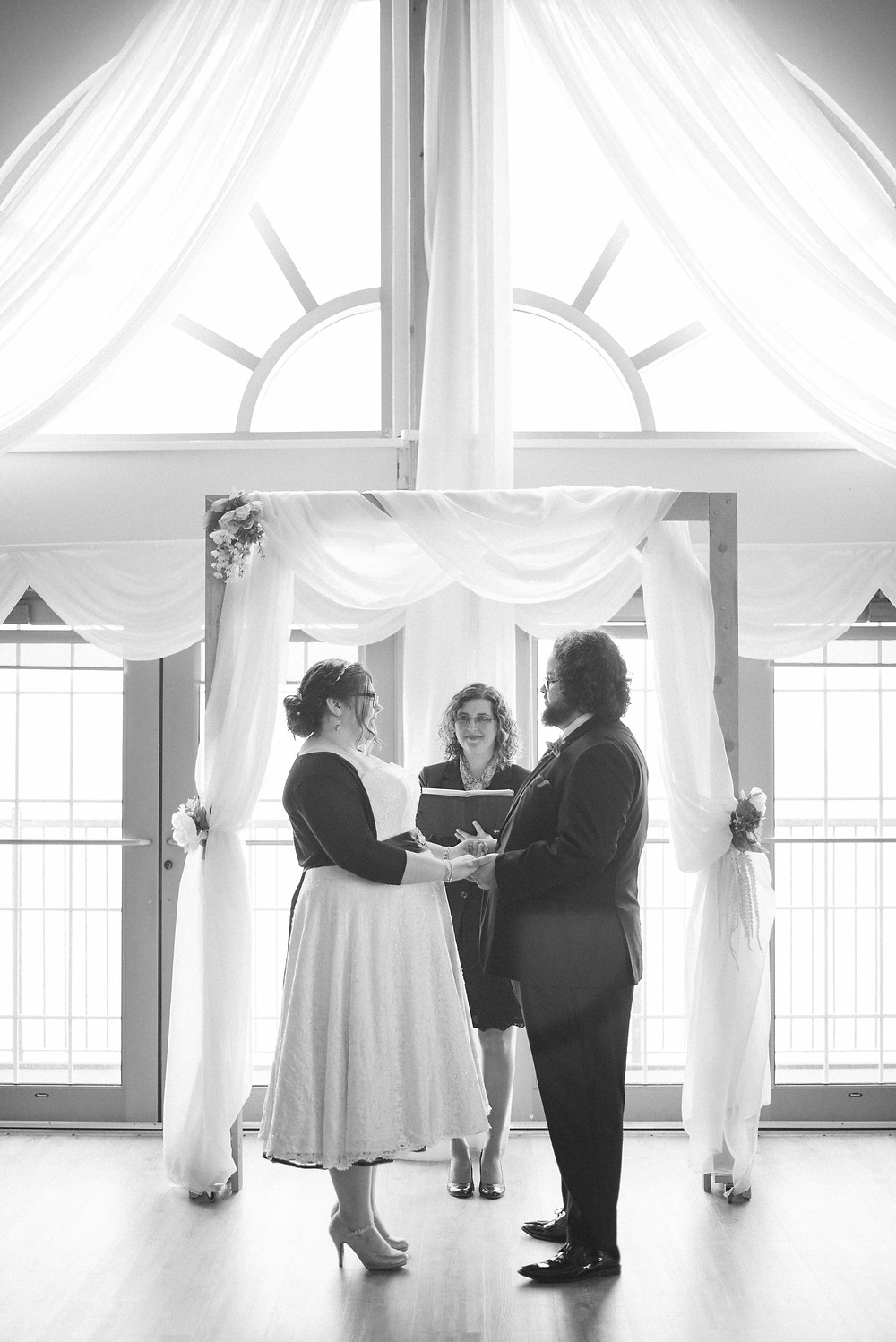 the lakeview wedding