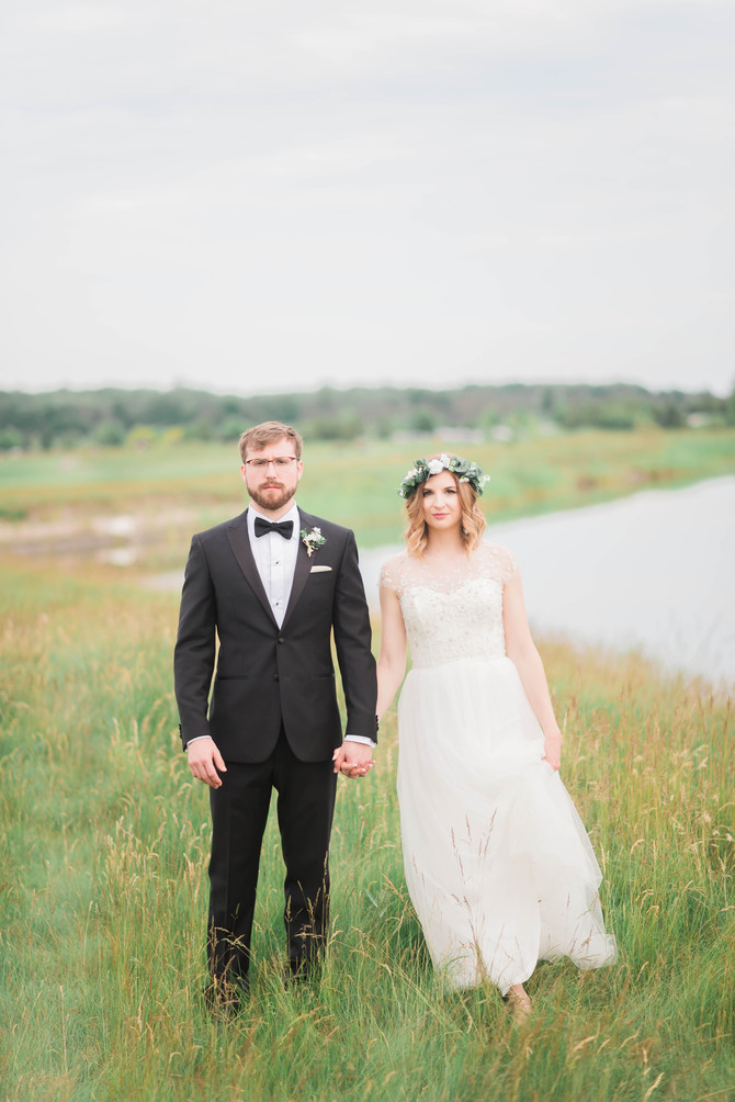 Piper's Heath Wedding [Piper's Heath Golf Club Wedding][Spring Wedding]