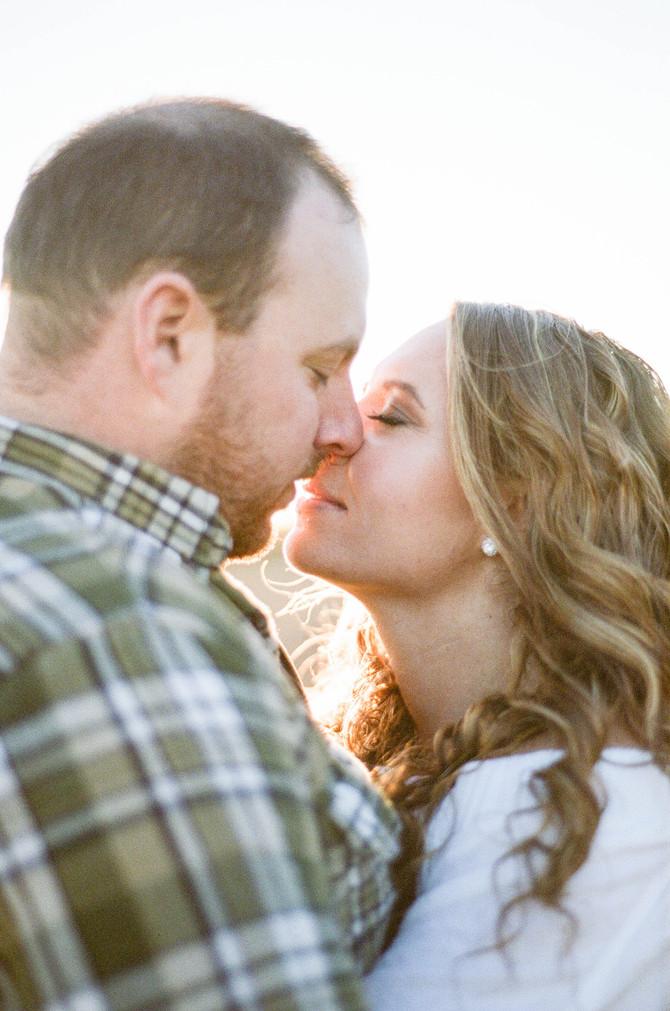 Jen + Luke [West Perth Engagement][Farm Engagement]