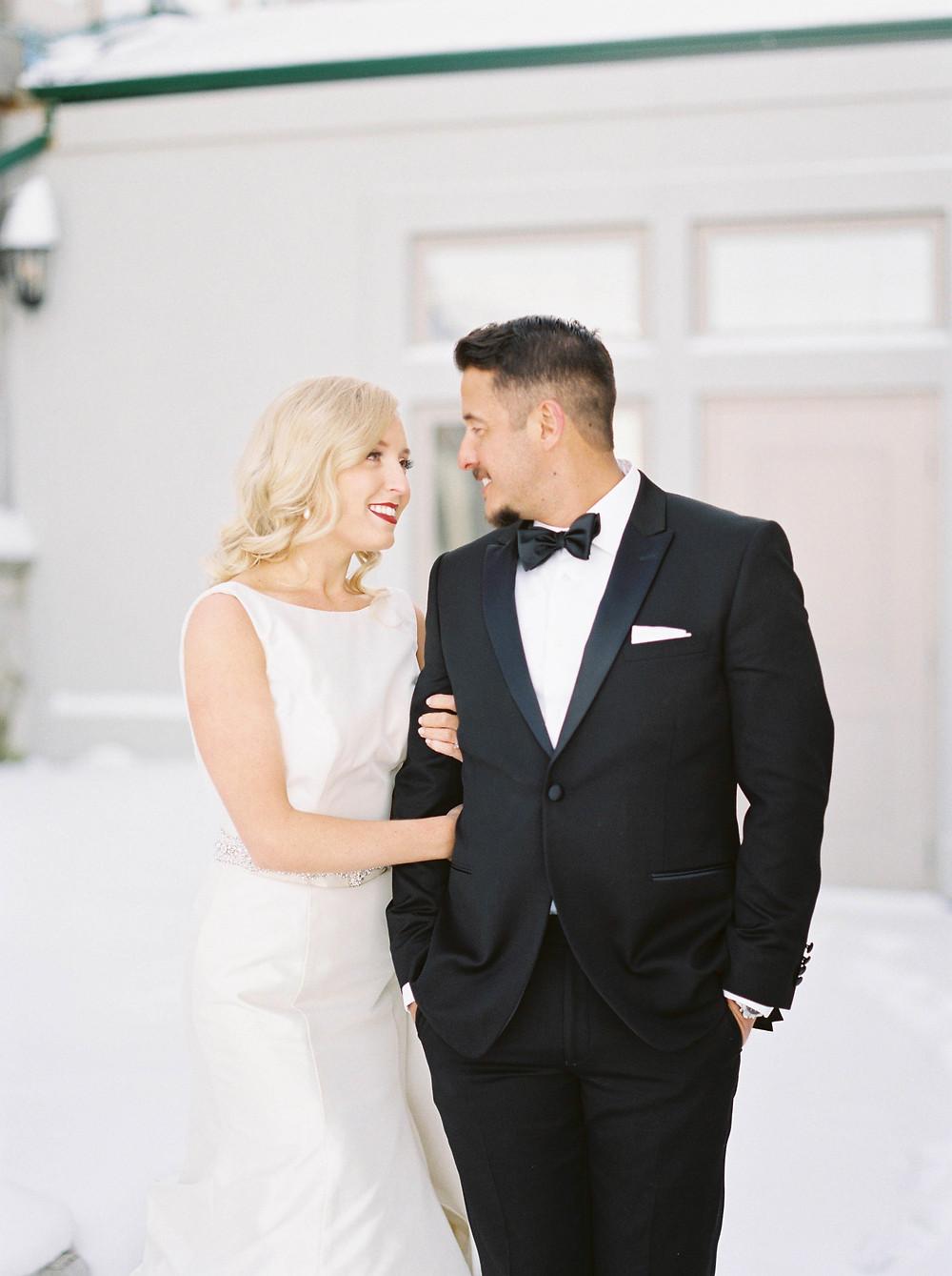 vintage bridal style