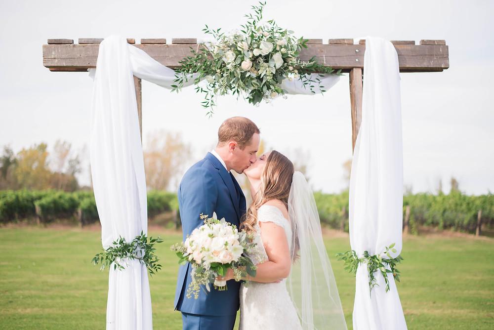 wedding photographers st. catherines