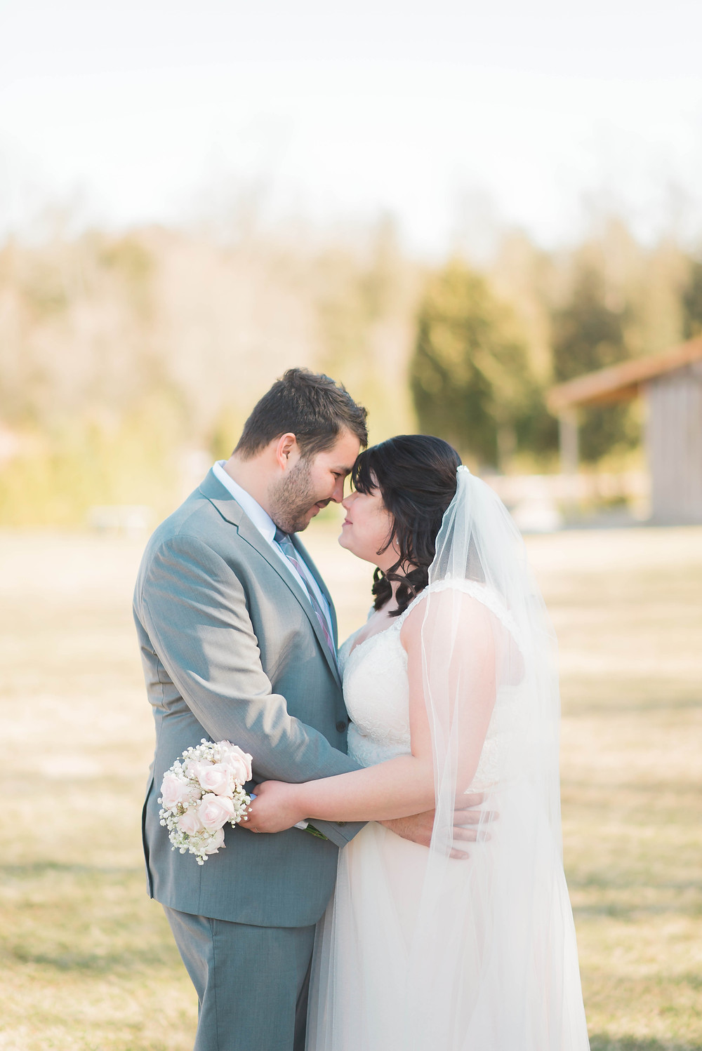 the rolling acres bowmanville wedding