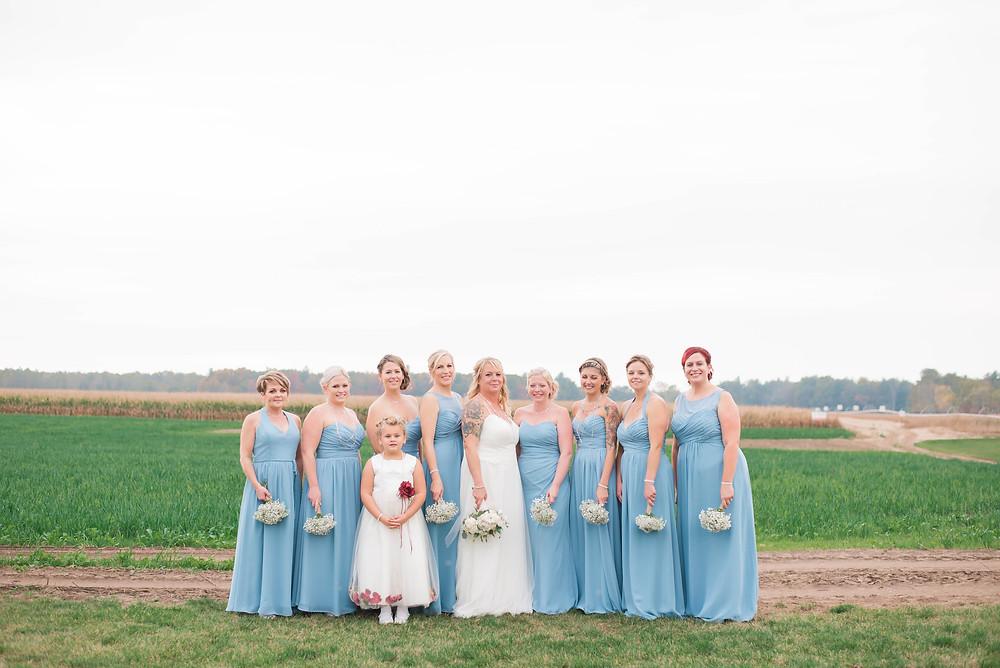 fine art wedding photographers guelph