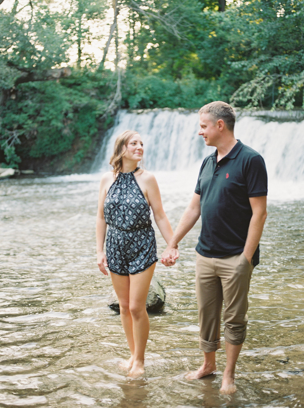 Port dover engagement pictures