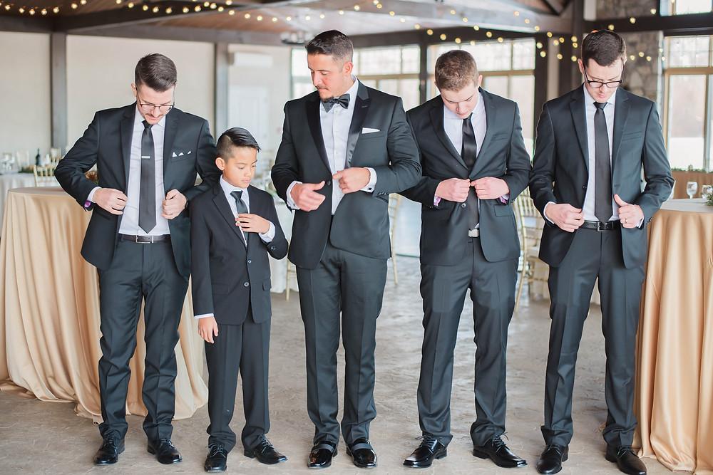 oakville wedding photographers