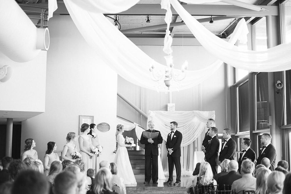 wedding ceremony stratford festival theatre