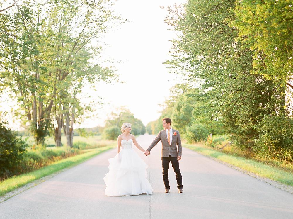 niagara on the lake wedding photographers